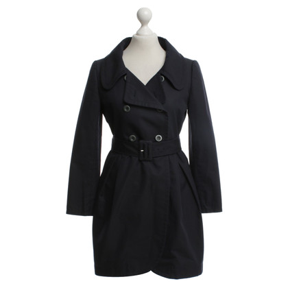 Miu Miu Trenchcoat in Blau