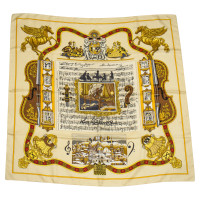 Hermès Seidentuch