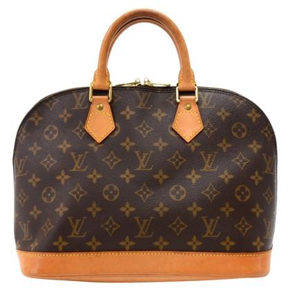 "Louis Vuitton ""Alma Monogram Canvas"""