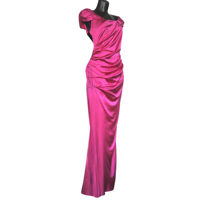 Vera Wang Evening dress in Fuchsia