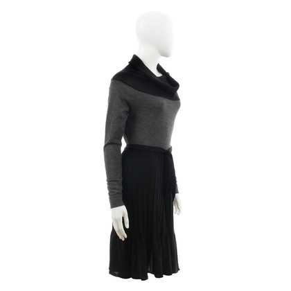 Other Designer Marella - wool dress with pleats