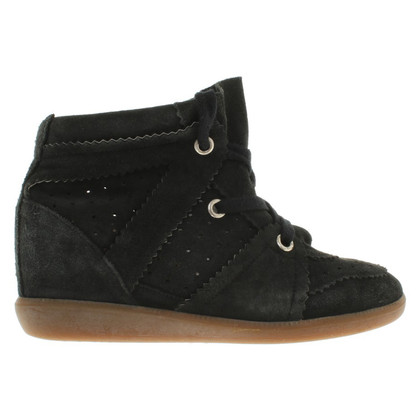 Isabel Marant Etoile Wedges in black