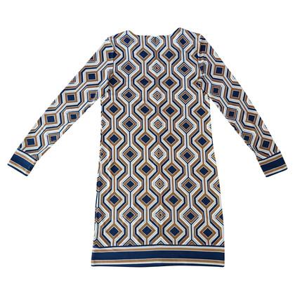 Michael Kors Geometric print shift dress