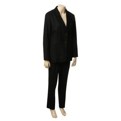 Jil Sander Pant suit made of wool