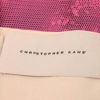 Christopher Kane abito di tulle Neon