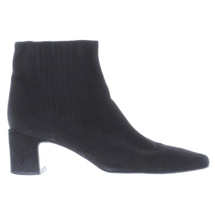 Bally Black boots