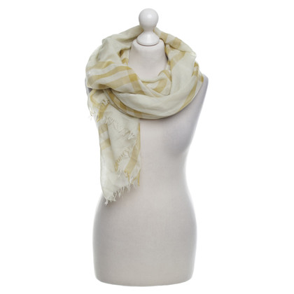 Burberry Scarf in light green