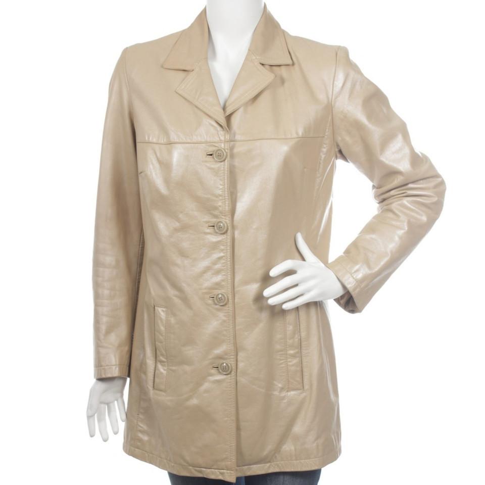 Noa Noa leather jacket