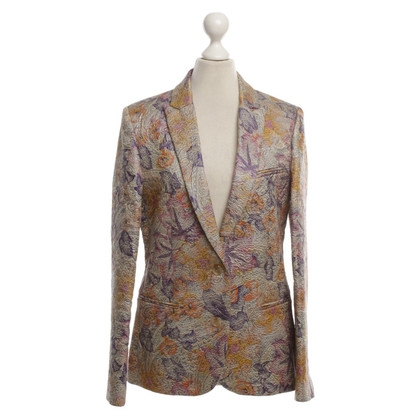 Zadig & Voltaire Blazer with coloured pattern