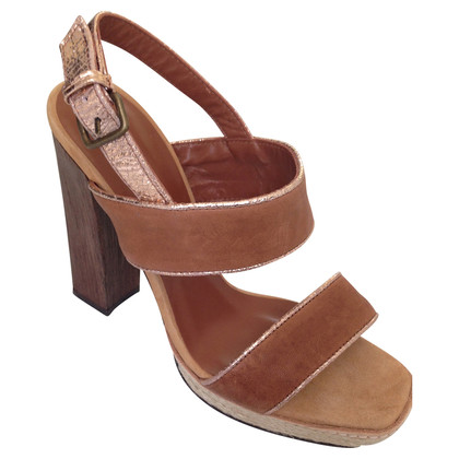 Hoss Intropia Sandals high