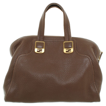 "Fendi ""Large Chameleon Duffle Bag"""