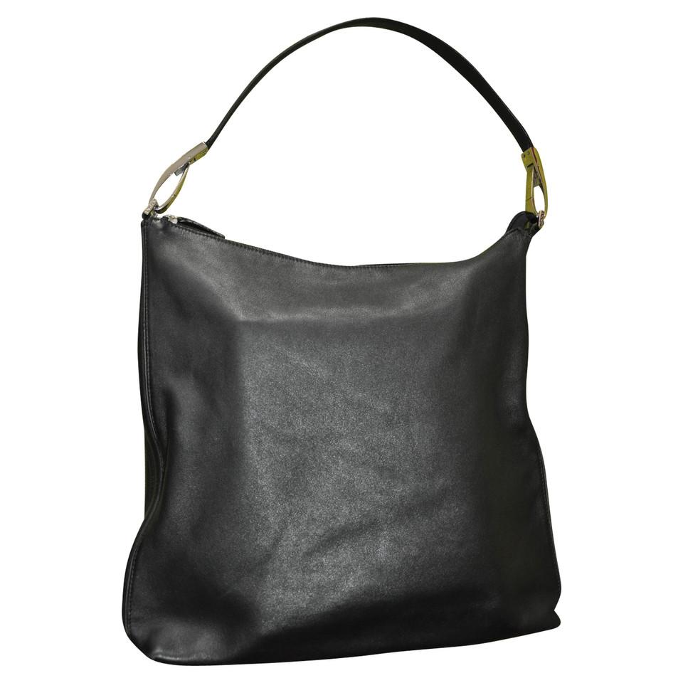 dkny handtasche second hand dkny handtasche gebraucht kaufen f r 147 00 2248256. Black Bedroom Furniture Sets. Home Design Ideas