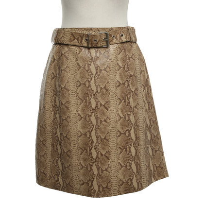 Other Designer Sylvie Schimmel - skirt in reptile look