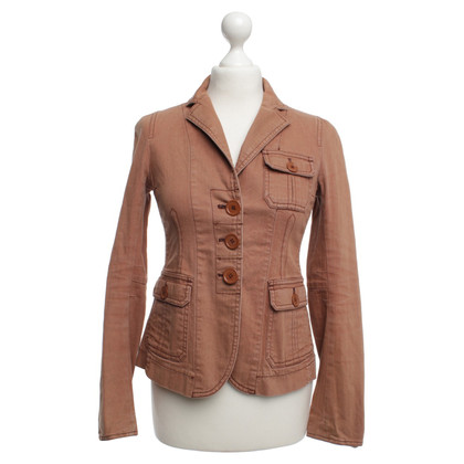 Marc Jacobs Jeansblazer in Braun