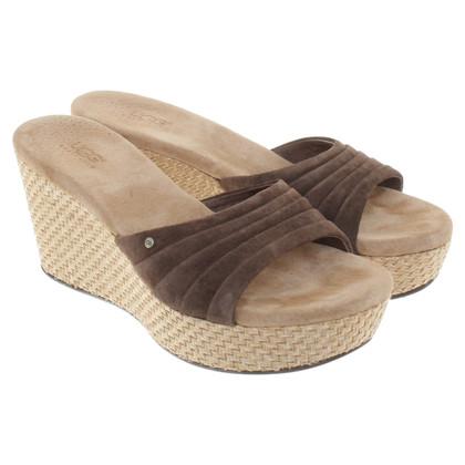 UGG Australia Sandals in brown