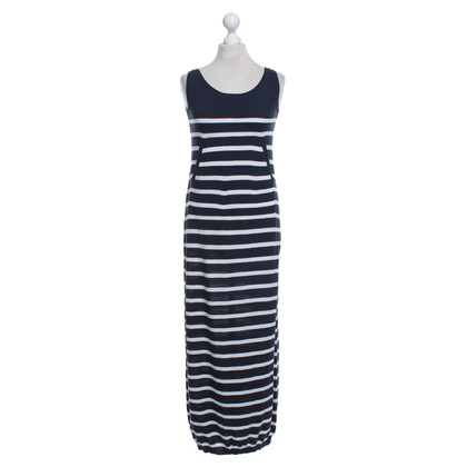 Moschino Pull-down dress in maxi-length