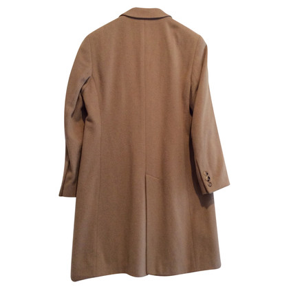 Burberry Camel coat burberry