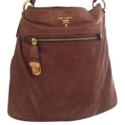 Prada Shoulder bag in brown