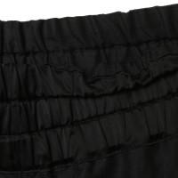 Dries van Noten Trousers in black