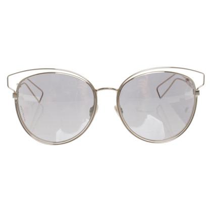 Christian Dior Occhiali da sole in colori oro