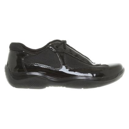 Prada Sneakers zwart