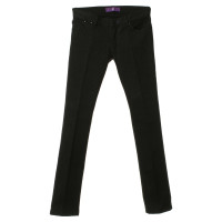 Victoria by Victoria Beckham Jeans with effect finish