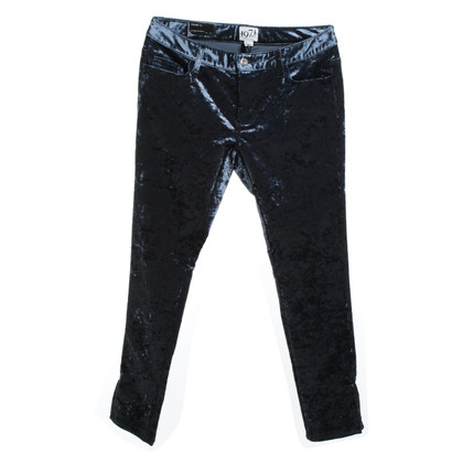 Reiss trousers made of velvet