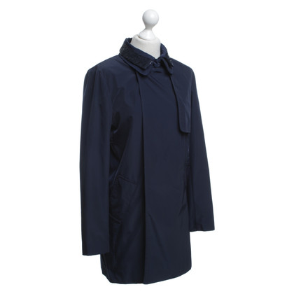 Steffen Schraut Korte jas in marine blauw