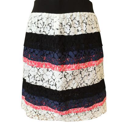 MSGM Lace mini rok