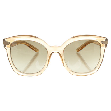 Bottega Veneta Sunglasses in Beige