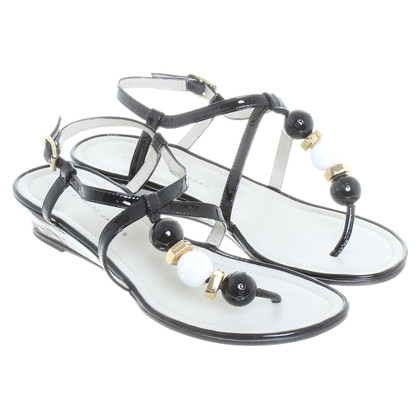 Marc by Marc Jacobs Sandals patent leather