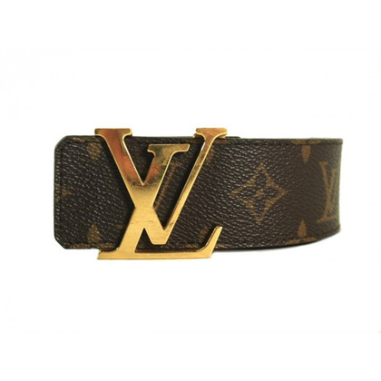 "Louis Vuitton ""Initiales Monogram Canvas"""