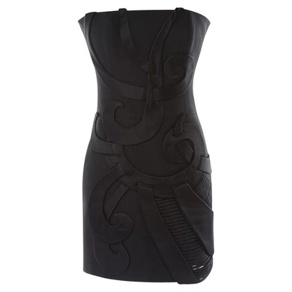 House of Hakaan Dress in black