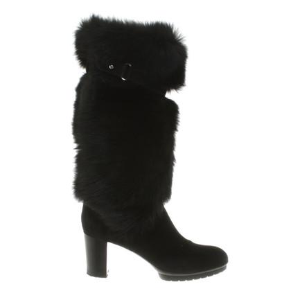 Gianvito Rossi Boots in zwart