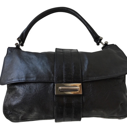 Lanvin  Shoulder bag made of leather