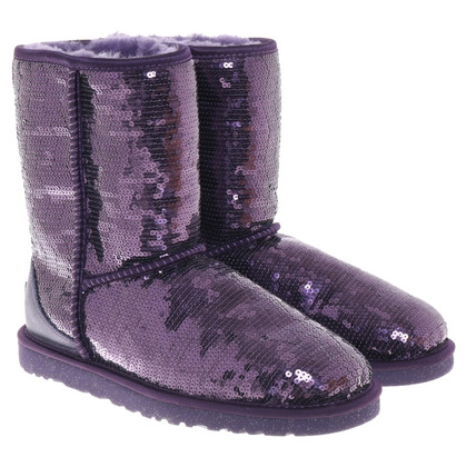 UGG Australia Boots with sequins
