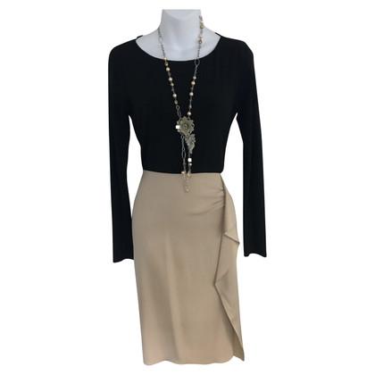 Paule Ka Dress in black / beige
