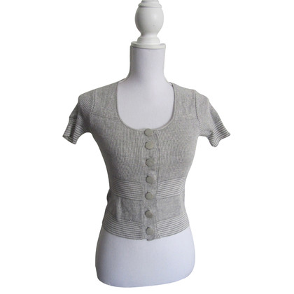 Christian Dior Short-sleeved cardigan