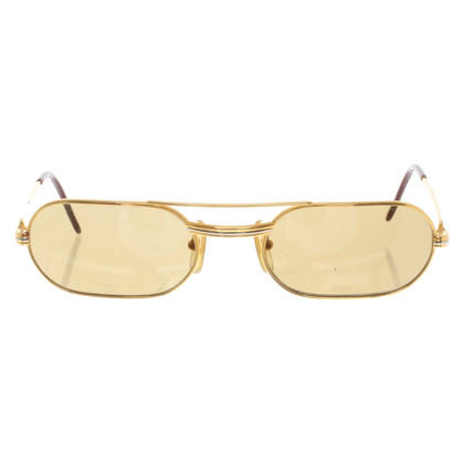 Cartier Sunglasses in gold colors