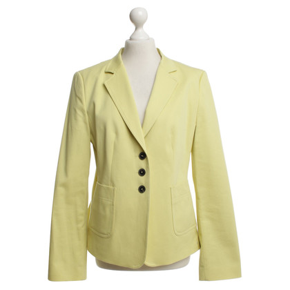 Strenesse Blue Blazer in yellow