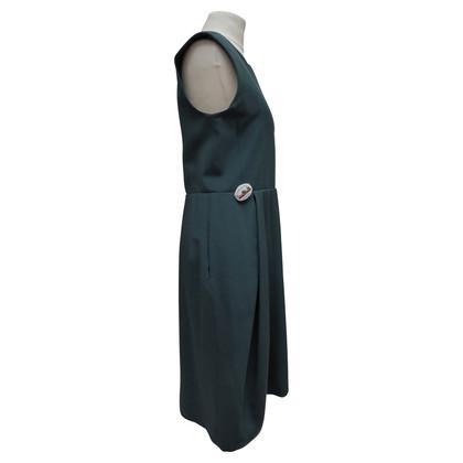 Céline Kleid mit Tasche