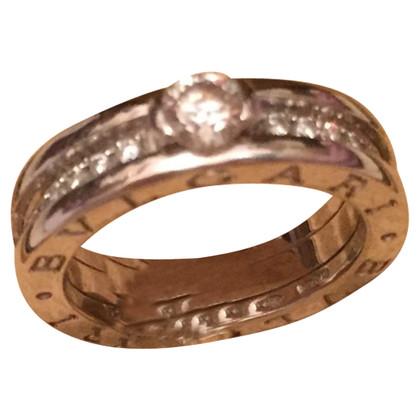 """Bulgari Ring """"B.01"""""""