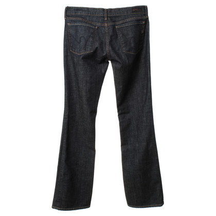 Citizens of Humanity Jeans in donkerblauw