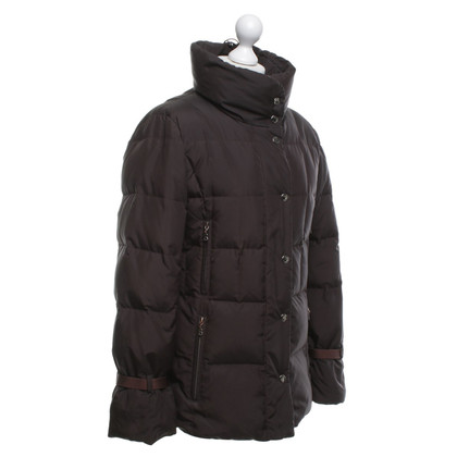 Bogner Down jacket in dark brown