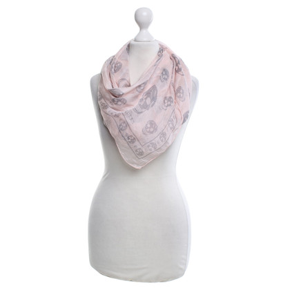 Alexander McQueen Silk cloth