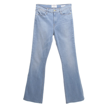 Frame Denim Jeans in Hellblau