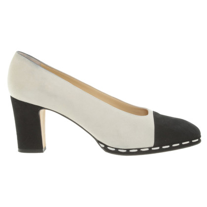 Sergio Rossi pumps in Bicolor