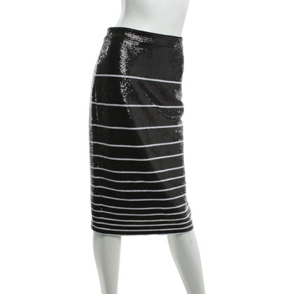 Alice + Olivia skirt with sequins