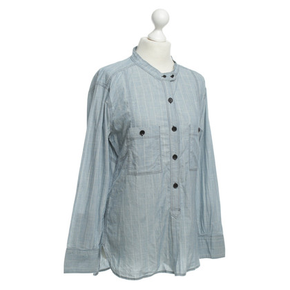 Isabel Marant Etoile Blauwe blouse metgezel 3