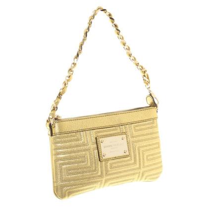 Gianni Versace Handbag in metallic